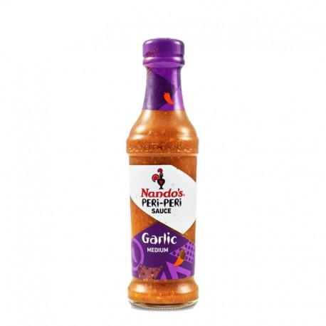 سس-سیر-ناندوز-متوسط-nando-s-medium-garlic-sauce