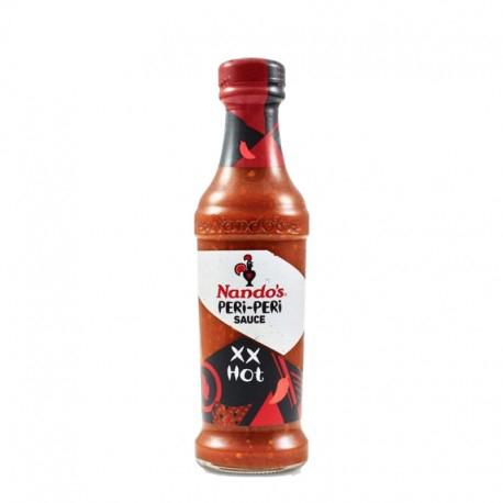 سس-ناندوز-خیلی-خیلی-تند-nando-s-xx-hot-sauce