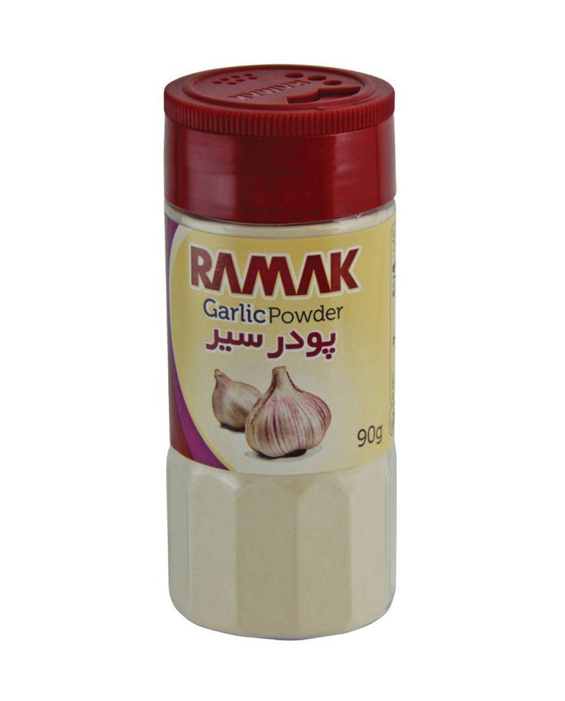 پودر سیر رامک