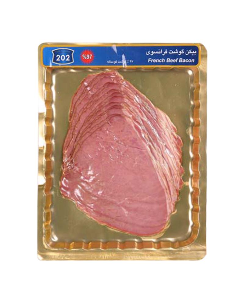بیکن گوشت فرانسوی