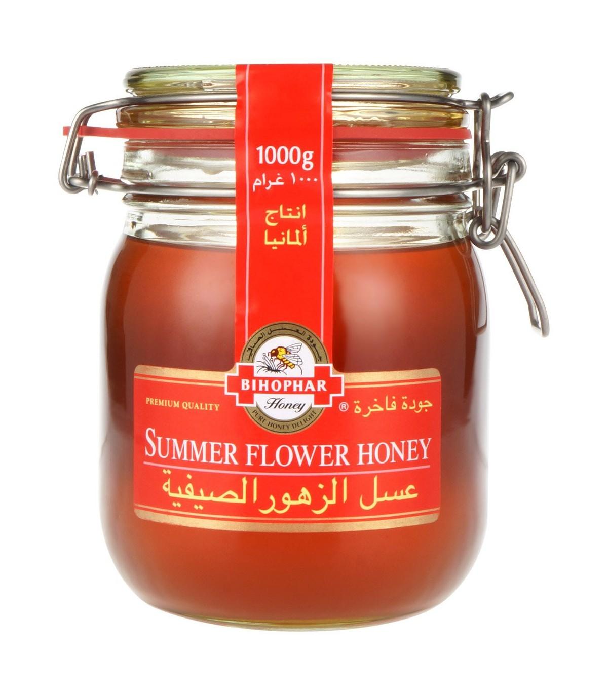 biophar-عسل-خالص-درجه-یک-سامر-فلاور-1-کیلویی-بایوفار