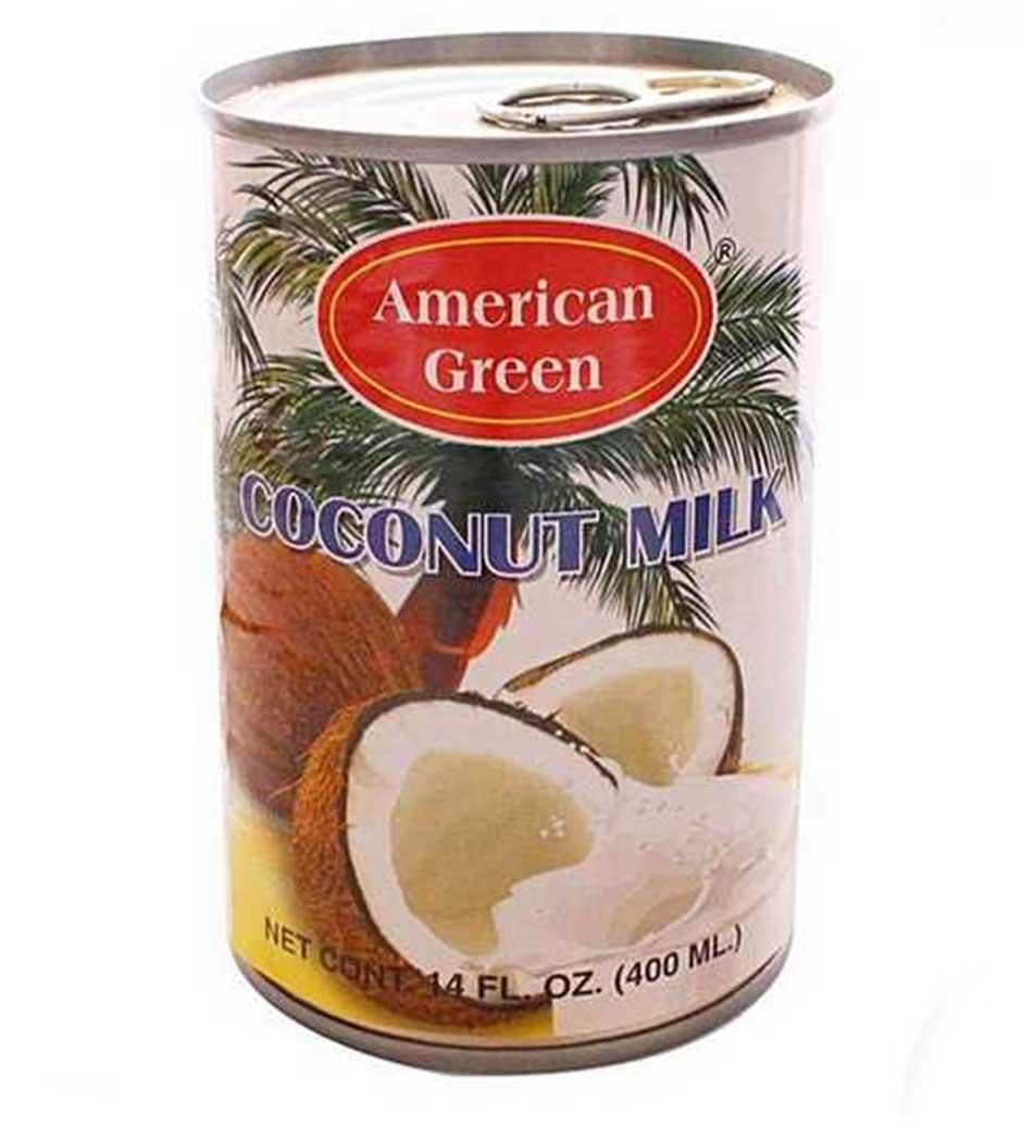 American-Green-Natural-Coconut-Milk-400ml